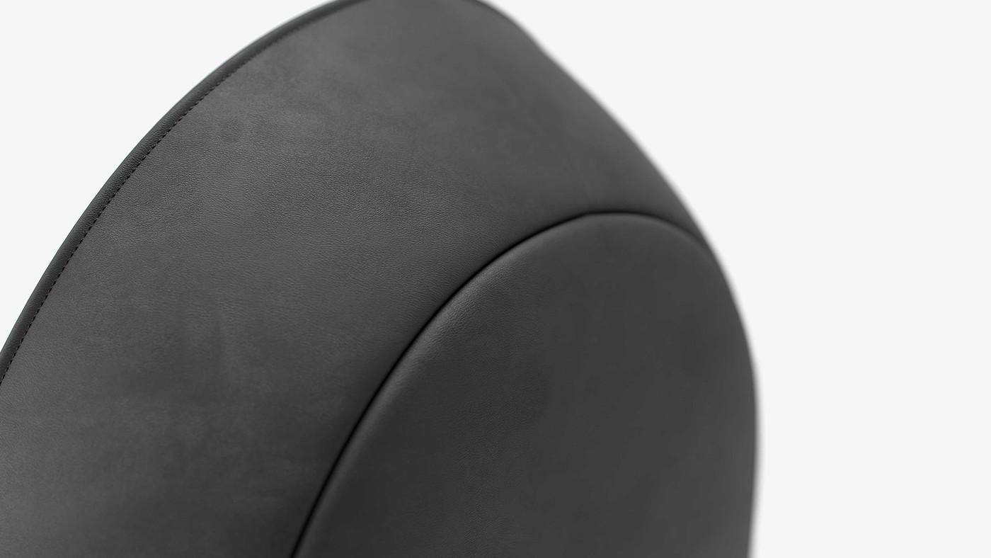 Дизайнерское кресло HENRY - концепт от Екатерины Елизаровой