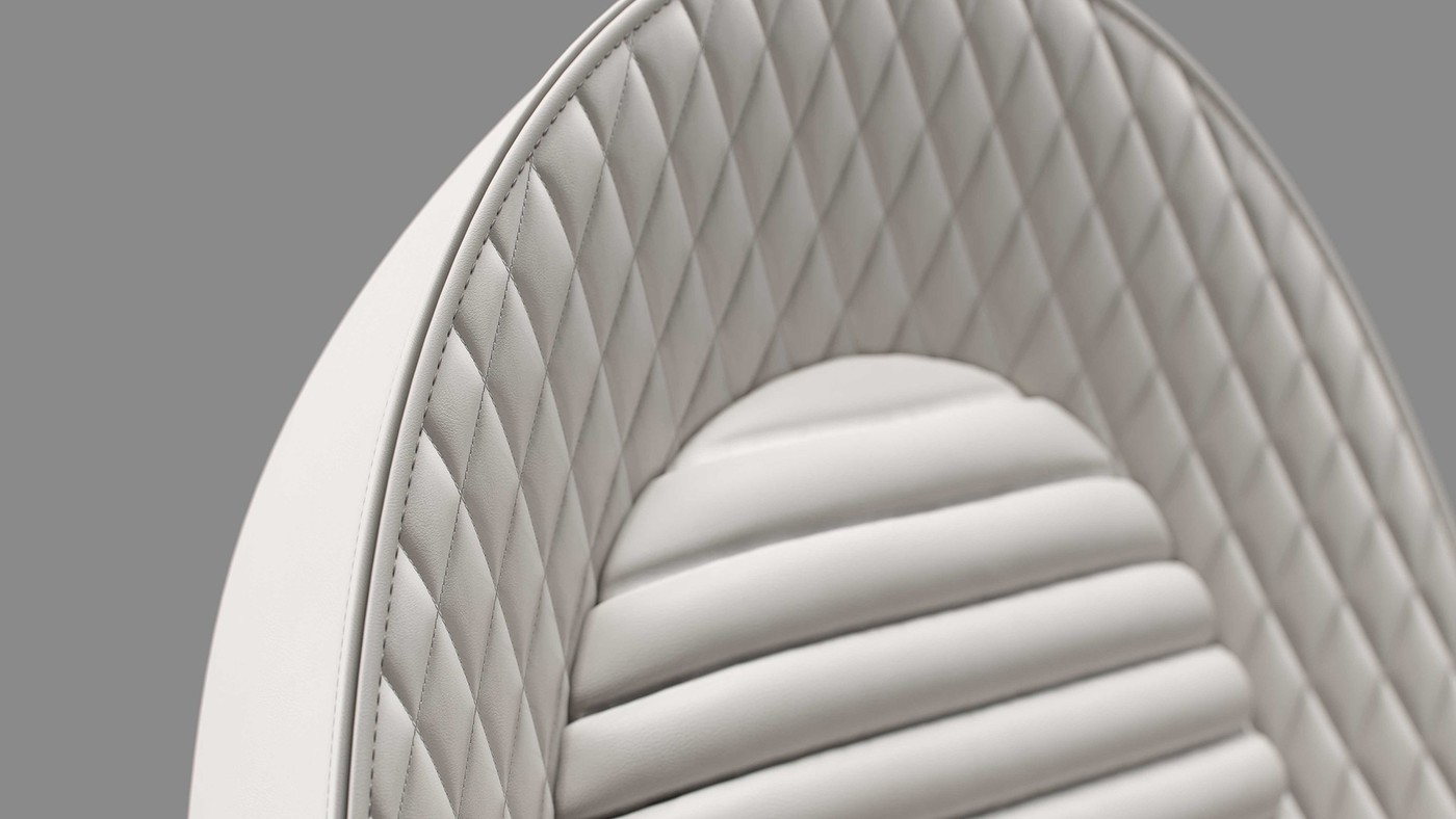 Henry chair design concept by Elizarova Ekaterina