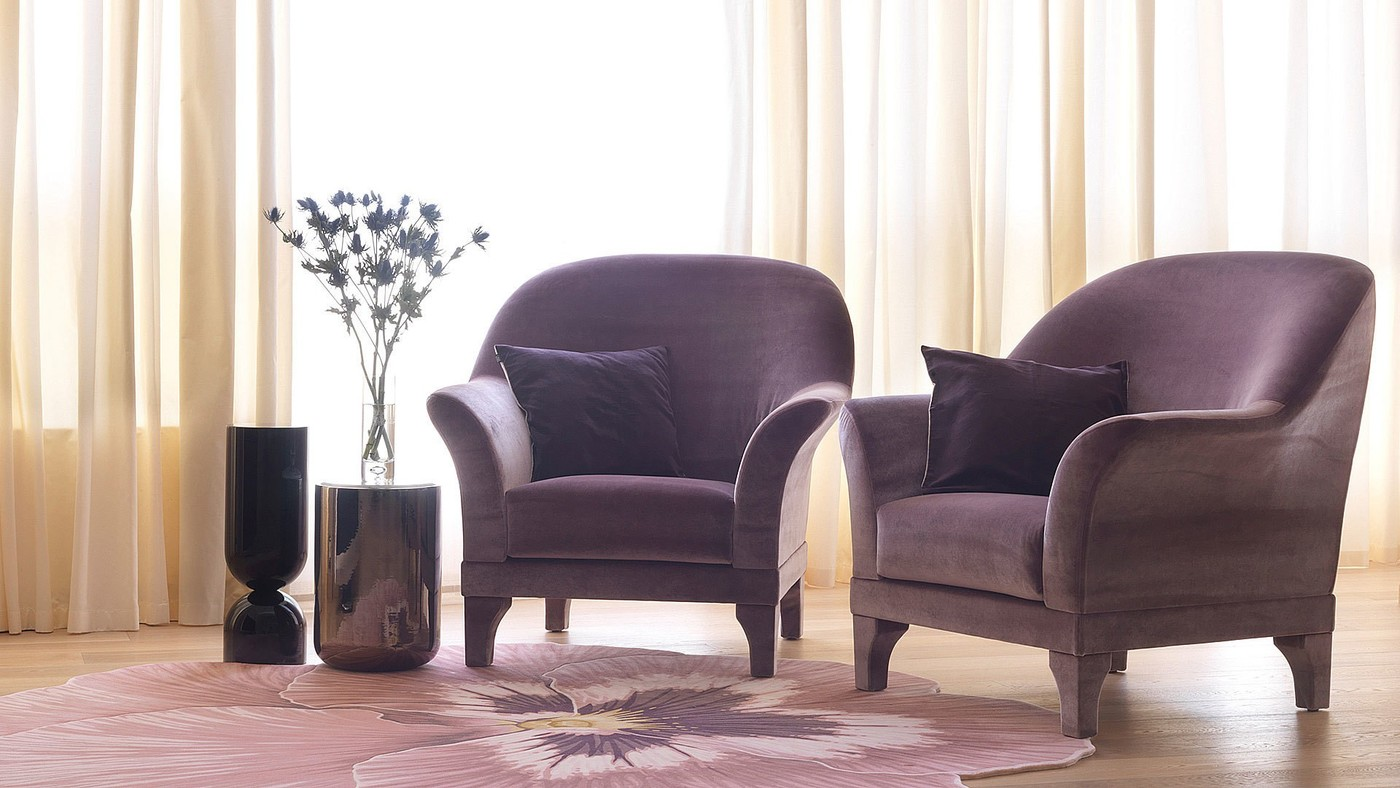 Chairs as part of a Residential Interior by Ekaterina Elizarova