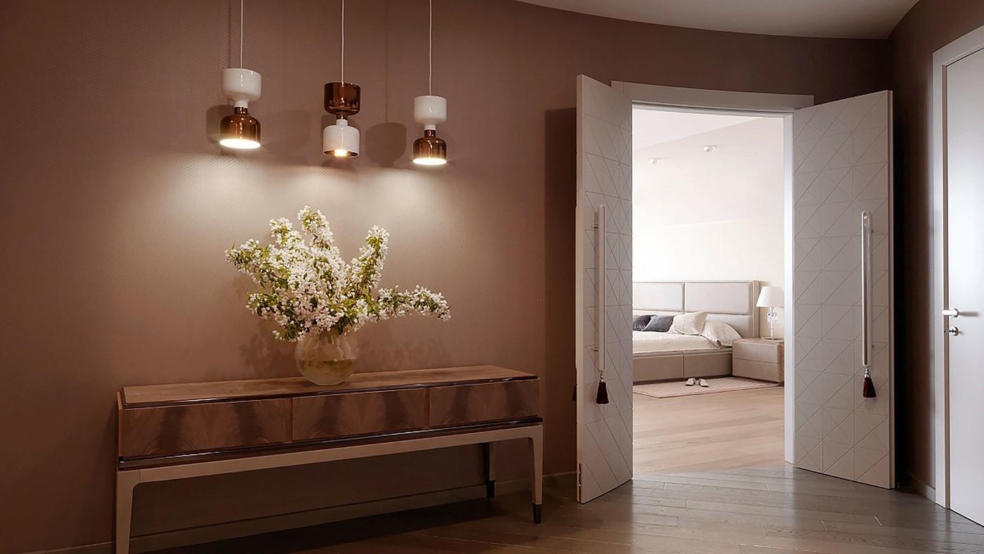 Интерьер холла от известного дизайнера - Ekaterina Elizarova