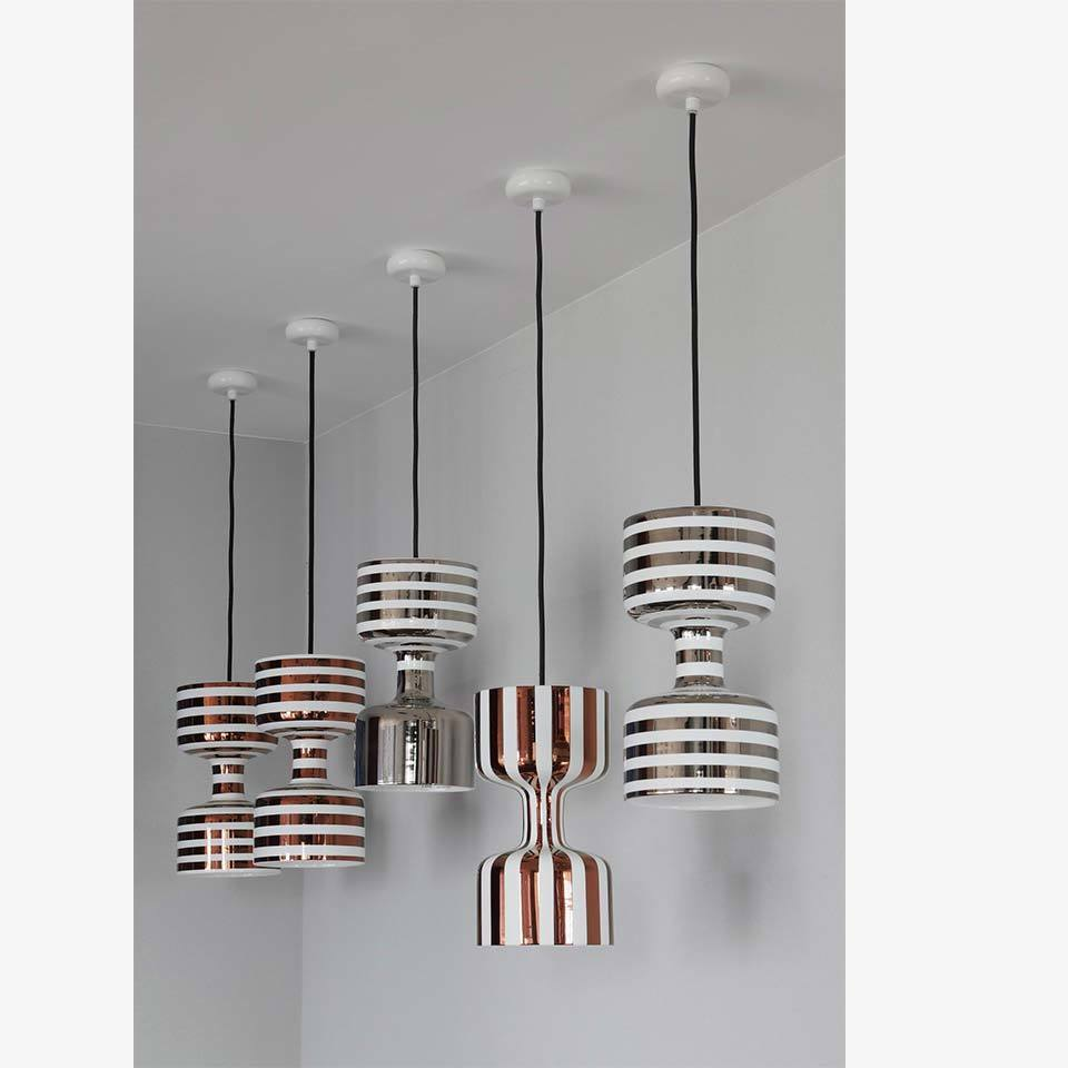 The Chapiteau designer pendants - Elizarova Design Studio