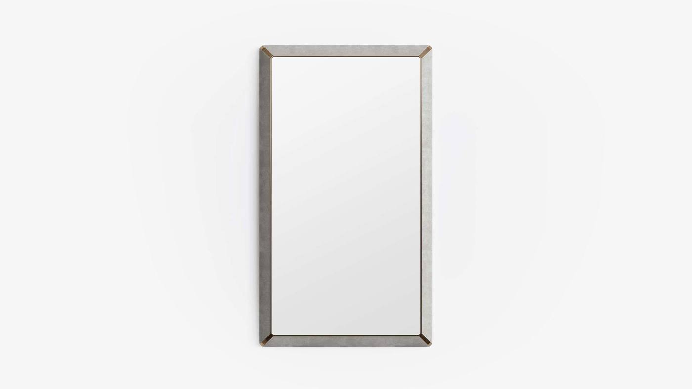 Rectangular and Square Mirrors - Orion Mirror by Ekaterina Elizarova and Capital Collection