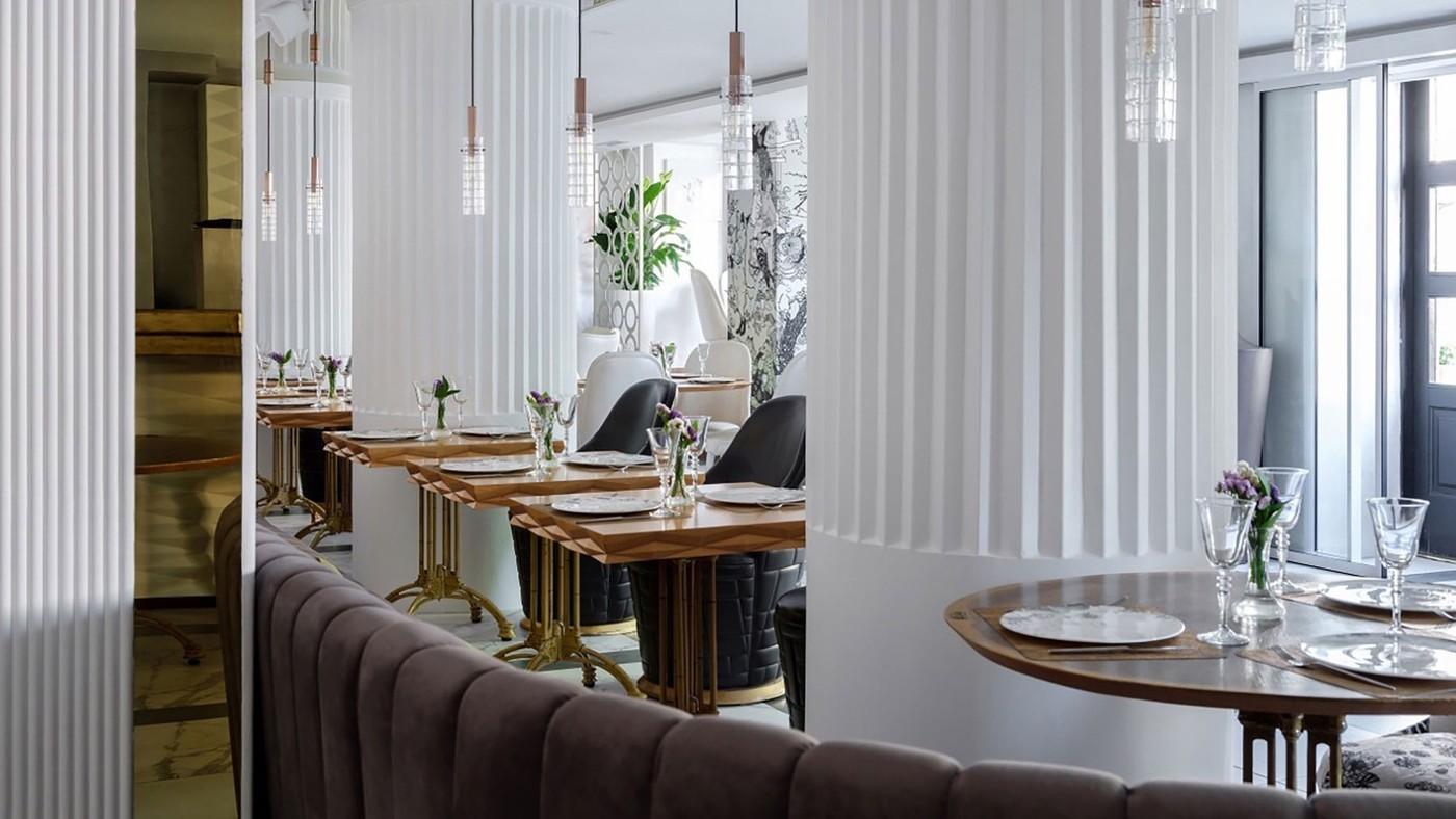 Modern Decor in White - Elizarova Design Studio