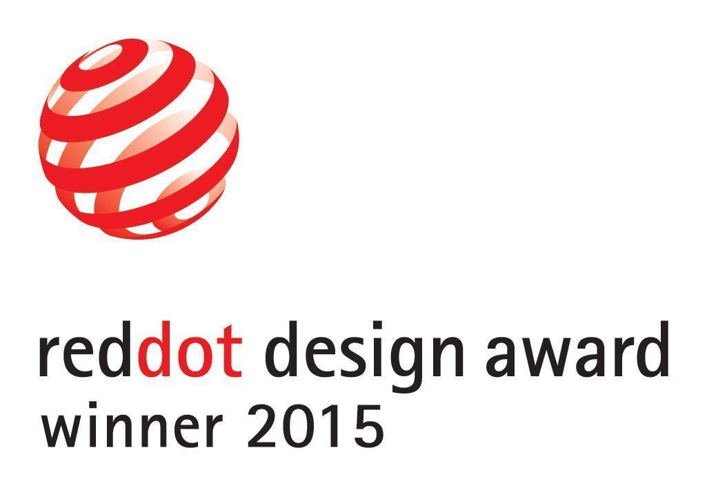 The Red Dot Award 2015 holder logo