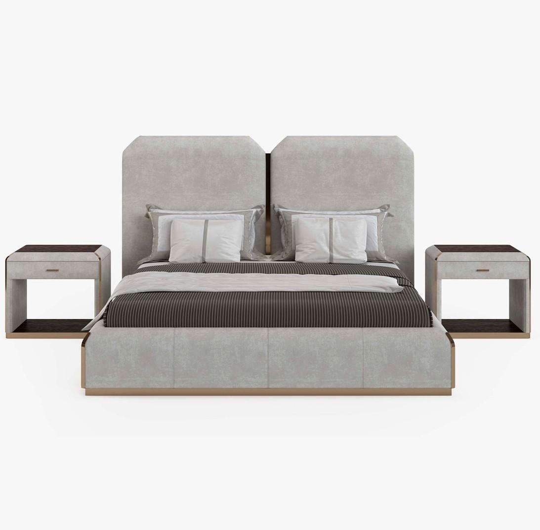 Роскошная кровать итальянского производства - Orion Bed от Екатерины Елизаровой и Capital Collection